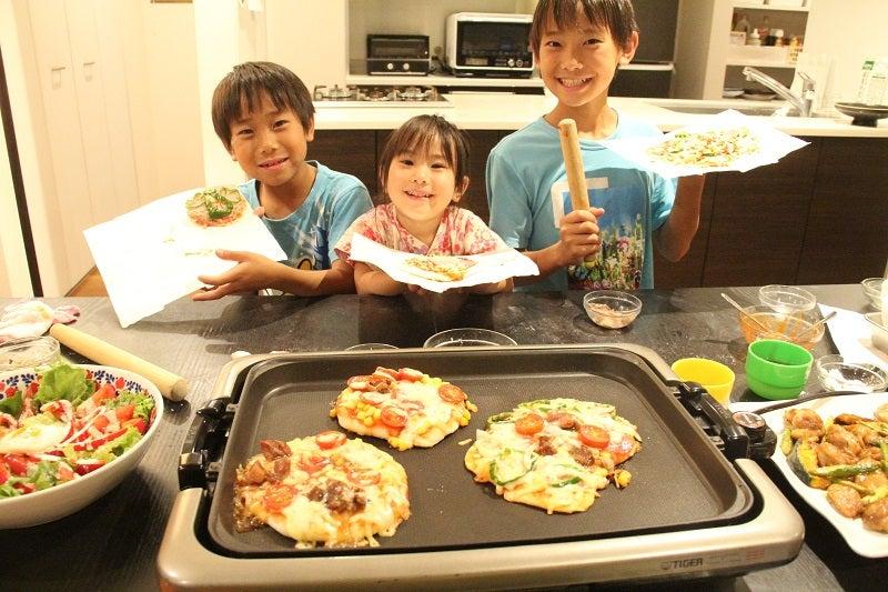 作る 子供 料理 と