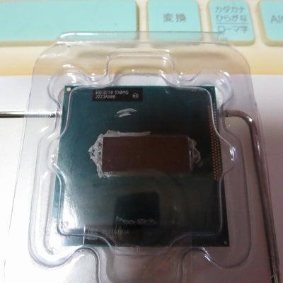 CPU交換 Core i3 から Core i7の記事に添付されている画像