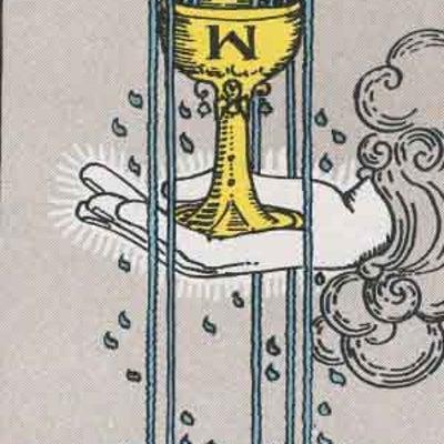 タロットカードの意味×考察:カップのエースの記事に添付されている画像