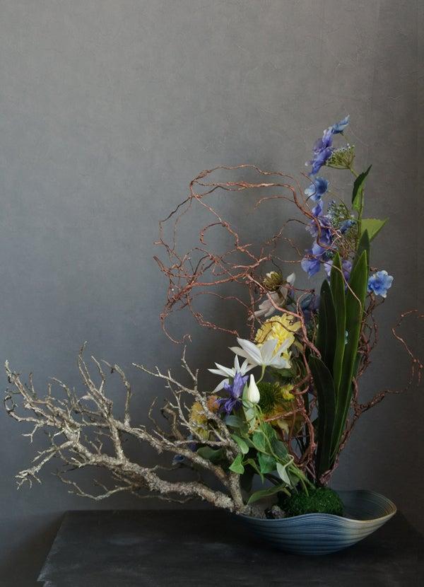 アートフラワー 造花 和室 飾る 床の間