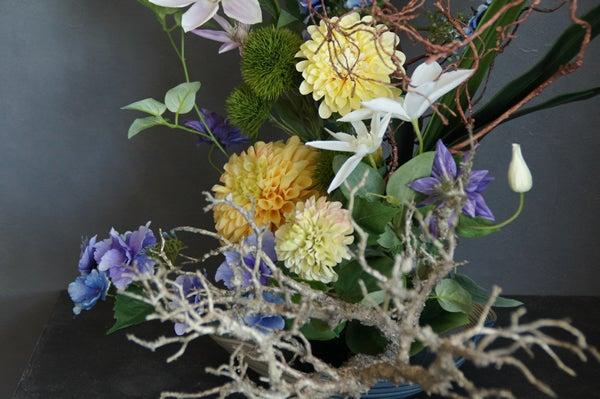 アートフラワー 造花 和風 飾る 床の間