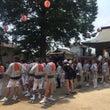 大戸氷川神社お祭り