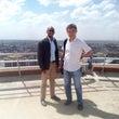 ナイロビで起業家との…
