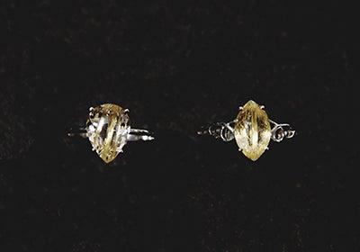 タイチンルチル指輪1