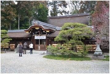 027 宮原家の系図さがし 10.京都の梅宮神社
