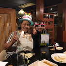 須藤先生、栗原さん誕生日会の記事より