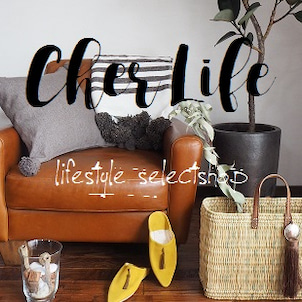 """雑貨のセレクトショップ""""CherLife""""がオープンいたしました!の画像"""