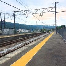 電車で、、、