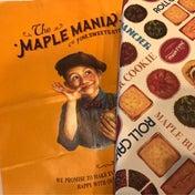 ☆ザ・メープルマニア メープルバタークッキー☆