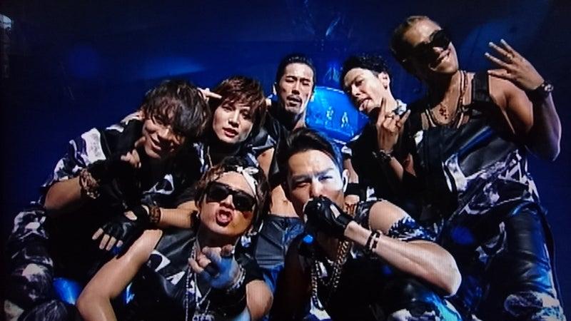 三代目 J Soul Brothers 黒