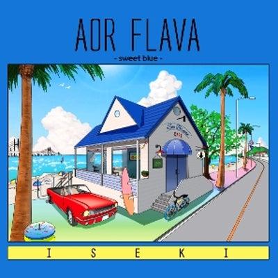 8/30発売『AOR FLAVA -sweet blue-』収録曲発表&NEWビの記事に添付されている画像