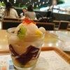 ナナズカフェさんの夏デザートの画像