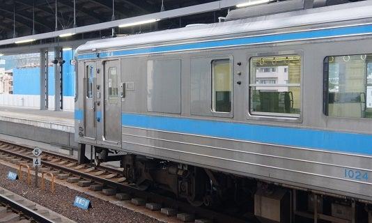 車内観察日記JR四国1000形