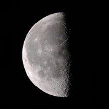 さそり座下弦の月 エ…