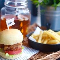 【ホームパーティーアイディア】おうちでハンバーガー屋さんごっこ☆の記事に添付されている画像