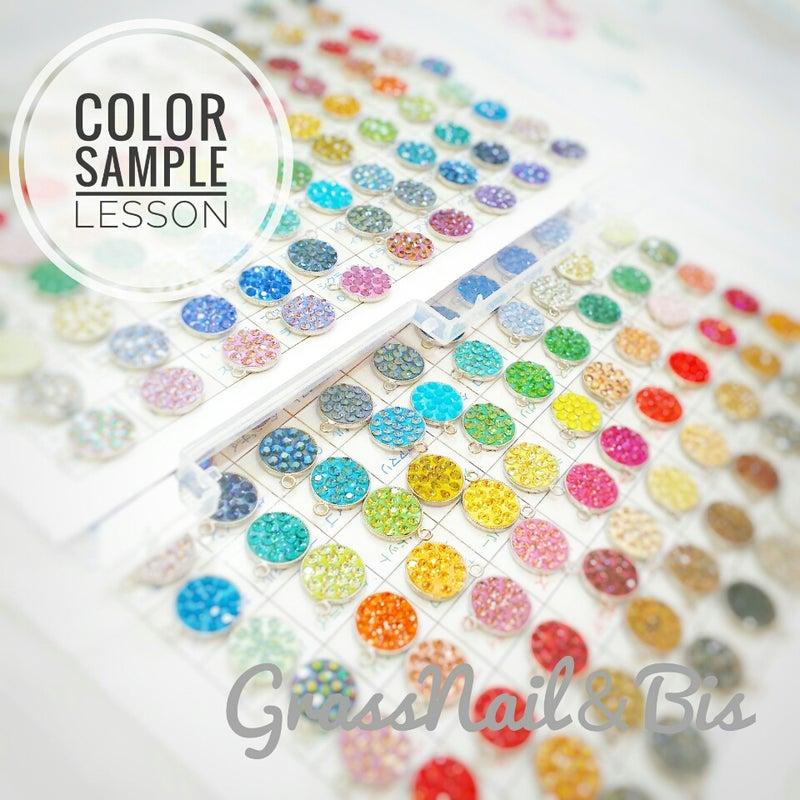 ColorSampleLesson