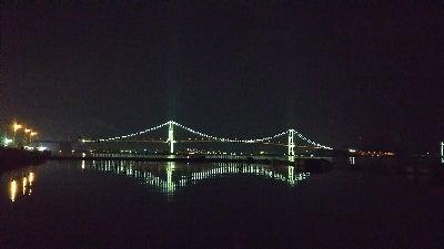 逆さ白鳥大橋