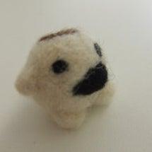 羊毛フェルト人形作り…