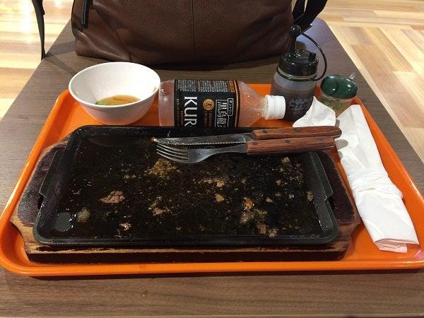 20170717 いきなりカテプリ リブロース完食