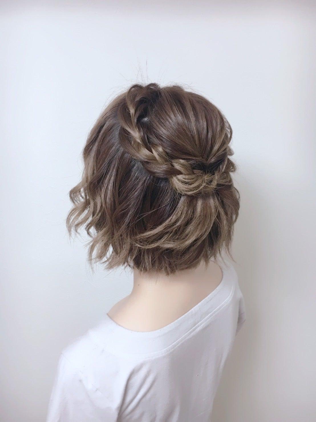 デートで男ウケする髪型ランキング~ボブ・ショートヘア編~