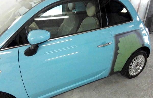 FIAT 板金塗装