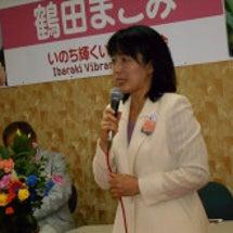 いばらき知事選・鶴田…