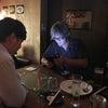 飯島先生とプチ「飲む将」の画像
