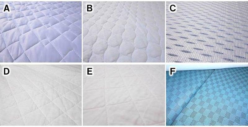 6パターン