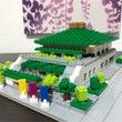 LEGOで両国国技館…