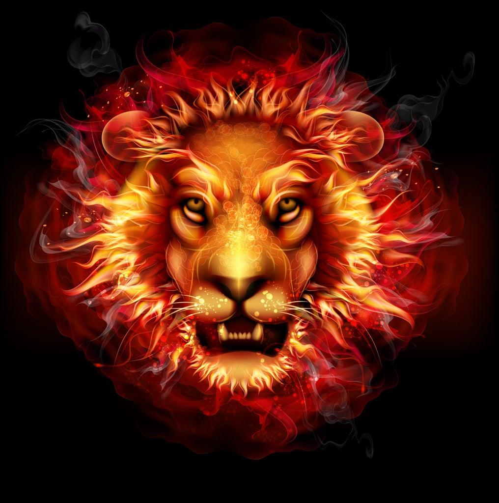 獅子座新月『生まれたての太陽~何にだってなれる!〜キャラを盛ってい