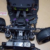 YD-2用湾曲スライドラック装着...の記事に添付されている画像