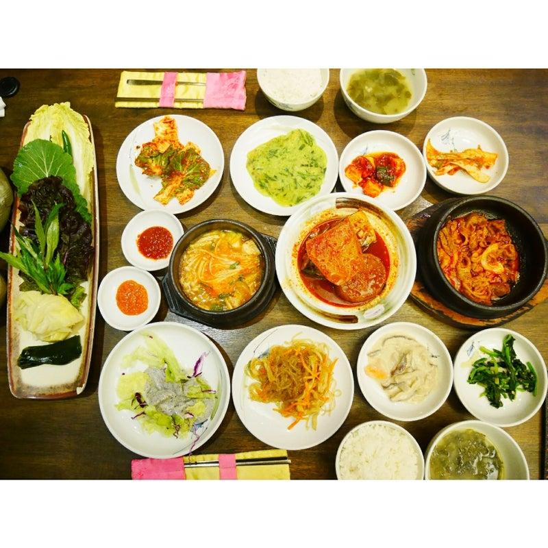 西面 釜山で美味しい韓定食を食べるなら「シゴルパプサン ...