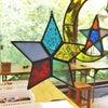 「夏休みステンドグラス体験教室」日程の画像