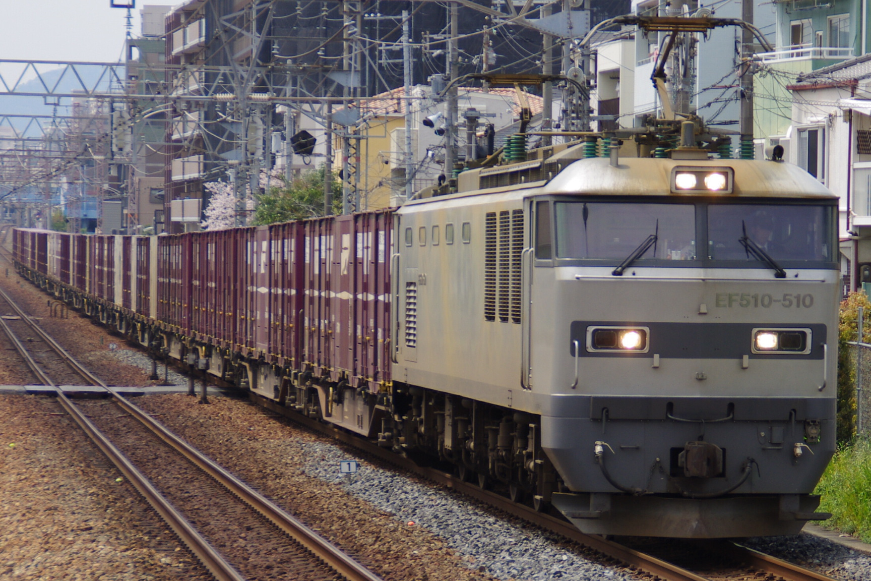 ふなたんのブログ2017年4月15日(土)JR貨物・JR 西日本撮影