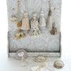 カルトナージュのオススメ装飾材料と買い方のコツについての画像