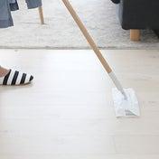 ★キレイの優先順位は床!まず床をスッキリ整える!
