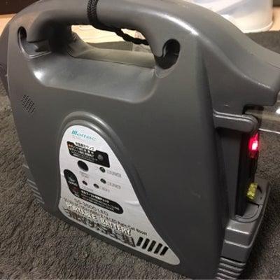 キャンプやBBQに最適なポータブルバッテリー メルテックSG3500のAC電源をの記事に添付されている画像
