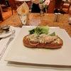 ランチに贅沢オマール海老のサンドイッチ@ザ・ロビーの画像