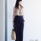 ★今から買う、着るなら秋色・夏仕様の服が便利!