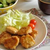 給料日前のおたすけ食材「豆腐」を使ったボリューム献立