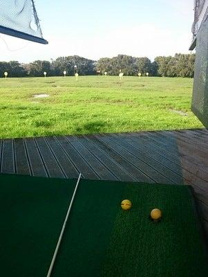 ニュージーランド ゴルフ練習場