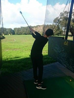 ニュージーランド ゴルフ レッスン