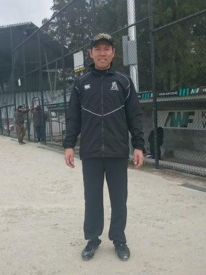 ソフトボール(スローピッチ) 佐井恭司