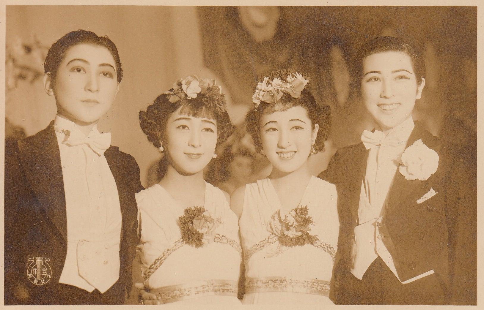 昭和初期の宝塚歌劇団とその時代(30)17年7月から終戦まで