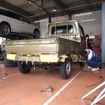 【保存版】10年後の価値を上げる軽トラックの防錆(サビ止め)の記事に添付されている画像