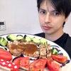 豚肉のグリル焼き♡の画像