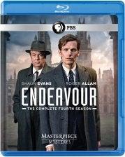 Masterpiece Mystery: Endeavour - Season 4