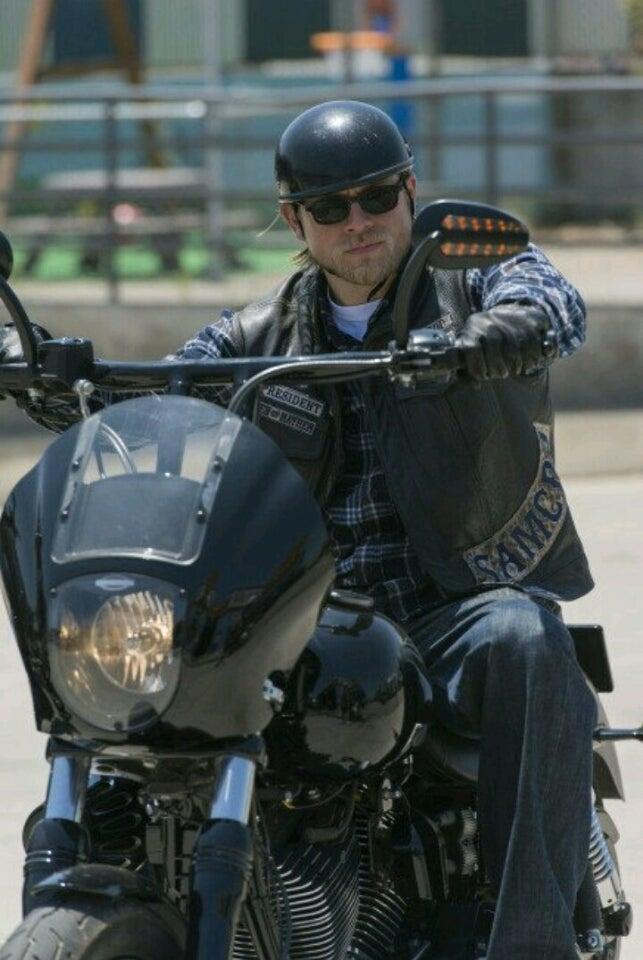 サンズオブアナーキーのバイク | Harley …