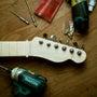 ミニギター自作その2…