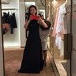 FENDI のドレス…